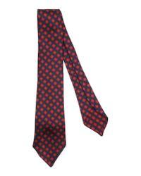 DSquared² | Blue Tie for Men | Lyst