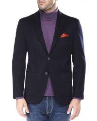 Jules B - Blue Mens Doeskin Jacket for Men - Lyst