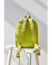 BDG - Green Canvas Backpack - Lyst