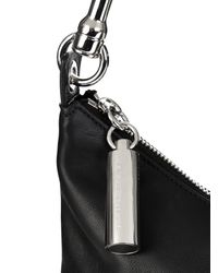 Christopher Kane - Black Banana Leather Shoulder Bag - Lyst