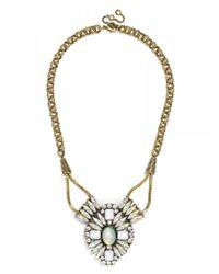 BaubleBar | Metallic Mystic Opal Amulet | Lyst