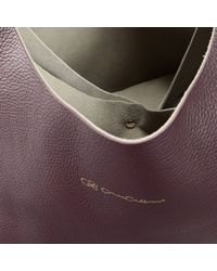 Cruciani - Purple Handbag Woman - Lyst
