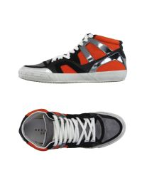 Serafini | Gray High-tops & Trainers for Men | Lyst