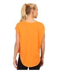 Nike | Orange Signal Tee | Lyst