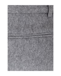 Nicole Farhi | Gray The Brancusi Trouser | Lyst