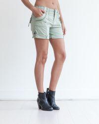 Marrakech | Green Keaton Poplin Shorts | Lyst