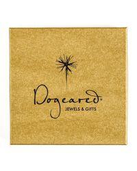 Dogeared - Metallic Gold Infinite Love Bracelet - Lyst