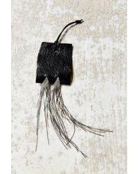 Urban Outfitters | Metallic Modern Allure Snake Chain Drop Earring | Lyst