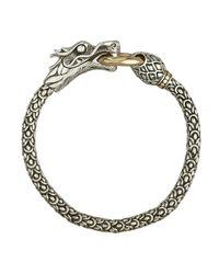 John Hardy | Metallic Naga Dragon Cuff | Lyst