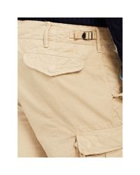 Polo Ralph Lauren - Natural Cotton Chino Cargo Pant for Men - Lyst