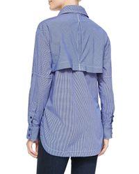 Finley - Purple Double-pocket Fishing Shirt - Lyst