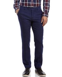 Moods Of Norway - Blue Stein Flo Donegal Trousers for Men - Lyst