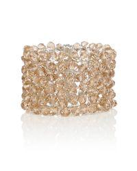 Coast | Metallic Bella Bracelet | Lyst