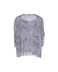 Nioi - Gray T-shirt - Lyst