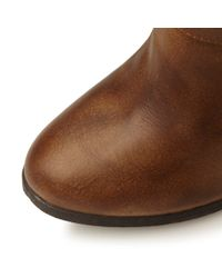 Steve Madden - Brown Nother Western Low Boots - Lyst