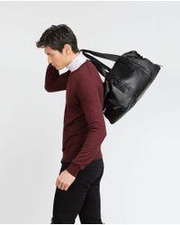 Zara | Purple Merino Wool Sweater for Men | Lyst
