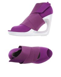 Fessura | Purple Pump | Lyst