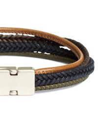 H&M | Blue Bracelet for Men | Lyst
