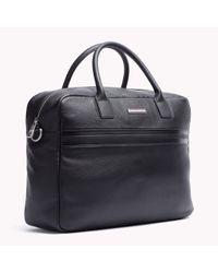 Tommy Hilfiger | Black Simon Briefcase for Men | Lyst