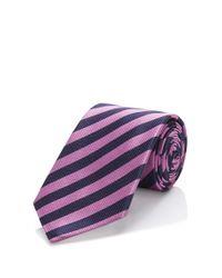 BOSS - Black 'tie 6 Cm'   Slim, Silk Patterned Tie for Men - Lyst