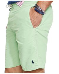 Polo Ralph Lauren - Green Big And Tall Kailua Swim Trunk for Men - Lyst