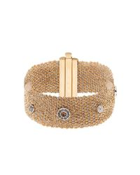 Carolina Bucci | Diamond, Yellow & White-Gold Bracelet | Lyst