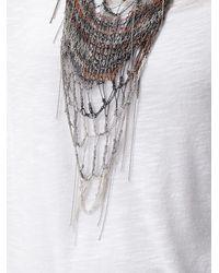 Free People | Gray La Vie Boheme Jewelry Womens La Vie Boheme Collar | Lyst