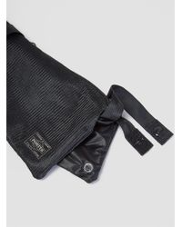 Porter - Snack Pack - Pouch Small Black for Men - Lyst