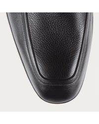 Bally - Nevio Men's Leather Loafer In Black for Men - Lyst