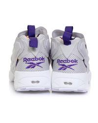Reebok - Gray Instapump Fury Ar Grey Shoe Bd1508 - Lyst