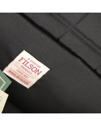 Filson - Bags Original Black Briefcase 11070256 - Lyst