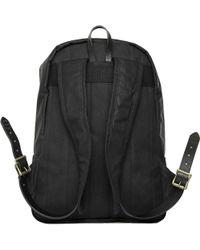 Filson - Black Journeyman Backpack for Men - Lyst