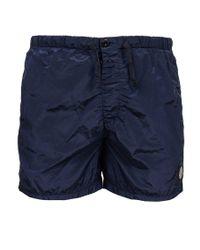 Stone Island - Blue Swimsuit for Men - Lyst