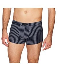 Heidi Klum - Blue High Tech Cotton Trunk for Men - Lyst