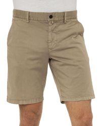 GANT   Natural Regular Comfort Shorts for Men   Lyst