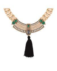 Samantha Wills | Metallic Hand Over Love Necklace | Lyst