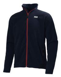 Helly Hansen | Blue Daybreaker Fleece Jacket for Men | Lyst