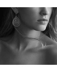 David Yurman - Metallic Mobile Drop Earrings With 14k Gold - Lyst