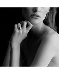 David Yurman - Gray Solari Large Ring With Pearls In 18k Gold - Lyst
