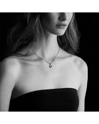 David Yurman - Metallic Petite Albion® Pendant Necklace With Amethyst And Diamonds - Lyst