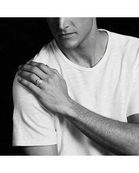 David Yurman - Metallic Petrvs Lion Signet Pinky Ring for Men - Lyst