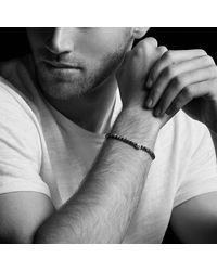 David Yurman - Multicolor Spiritual Beads Skull Bracelet With Red Tigers Eye - Lyst