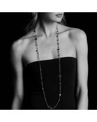David Yurman - Metallic Bijoux Bead And Chain Necklace - Lyst
