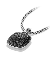 David Yurman - Metallic Albion Pendant With Diamonds, 17mm - Lyst