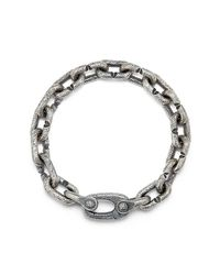 David Yurman - Metallic Shipwreck Chain Bracelet, 10mm - Lyst