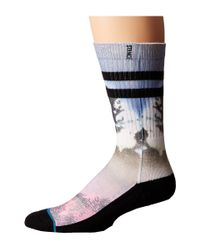 Stance - Blue Benito for Men - Lyst