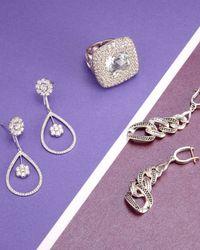 Lagos - Metallic Chain Link Caviar™ Earrings - Lyst