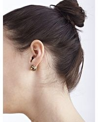 Jenny Bird | Metallic Kundali Serpent Studs | Lyst