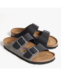 James Perse - Black Birkenstock Arizona Sandal - Womens - Lyst