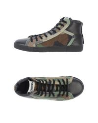 Springa | Black High-tops & Trainers for Men | Lyst
